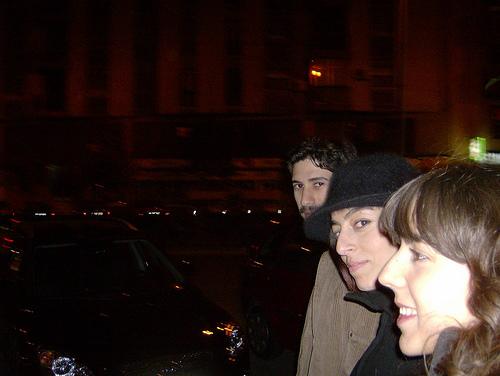 Alex, yo y chu