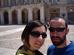Peibol y Mota, Palacio de Aranjuez