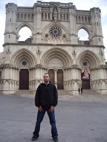 Peibol catedral