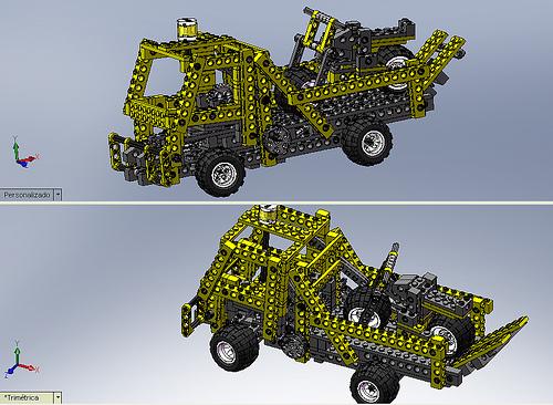 Legotechnics 8062-3