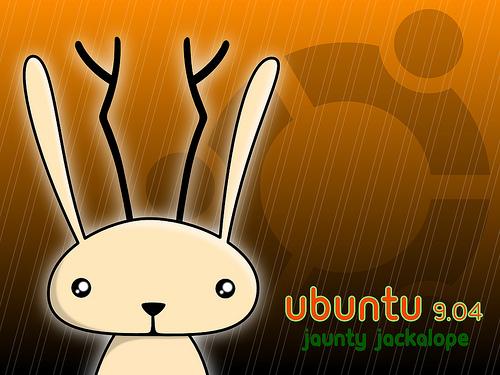 Ubuntu Jaunty Jackalope Wallpaper