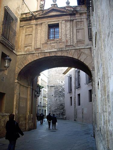 Valencia - Callejuela
