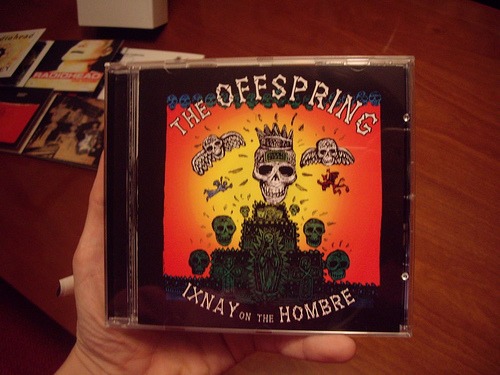 The Offspring - Ixnay on the Hombre