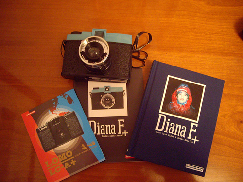Manuales Diana F+