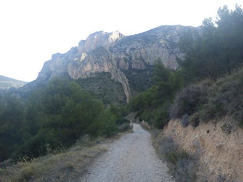 Cabeço d'Or - Camino