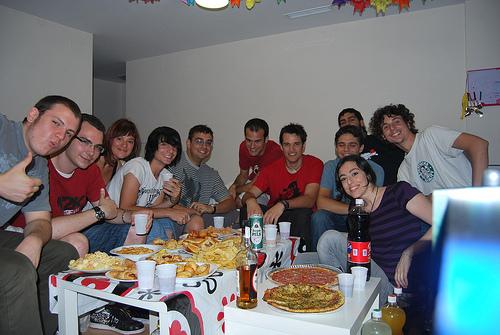 Fiesta Piso 23 Junio