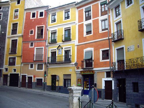 Cuenca: calles