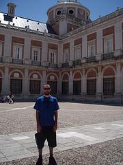 Peibol, Palacio de Aranjuez