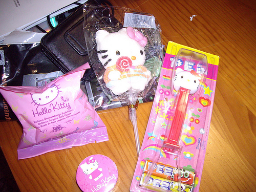 Regalitos Hello Kitty