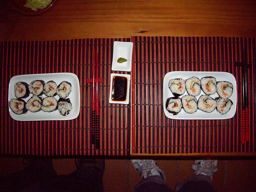 Sushi (mesa)