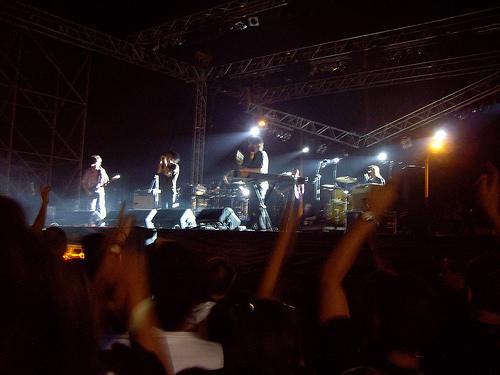 Alicante Low Cost Festival: Vetusta Morla