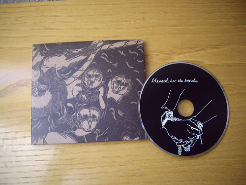 The Pax Cecilia - Blessed Are The Bonds (CD + digipack)