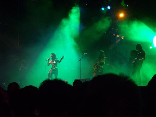 Alicante Low Cost Festival: Juliette Lewis