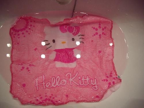 Toalla Hello Kittty