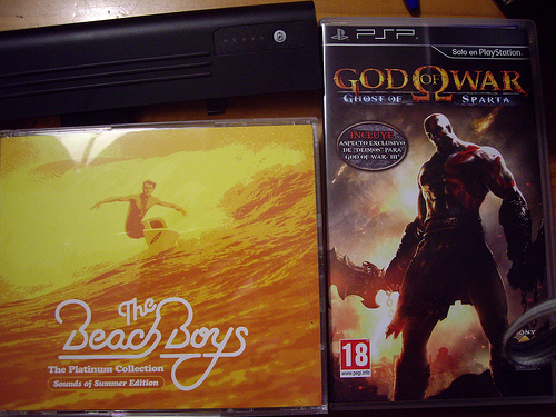 Beach Boys + God of War