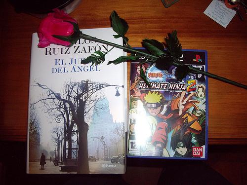 Rosa , libro y videojuego